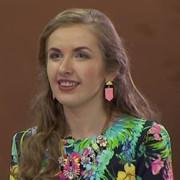 Поетеса з Прикарпаття взяла часть у шоу «ПоLOVEинки» (відео+фото).
