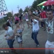 Блогер поділився відео з окупованої терористами Горлівки