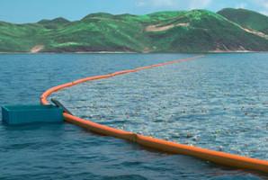 21-річний юнак запустив систему очищення Світового океану. Відео