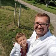 Пономарьов показав свою маленьку копію (ФОТО)
