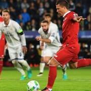 """Коноплянка забив """"Реалу"""", але не врятував """"Севілью"""" у Суперкубку УЄФА"""