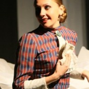 Акторка франківського драмтеатру стала Заслуженою артисткою України