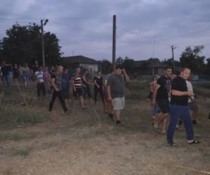 На Одещині спалахнули масові заворушення через вбивство дитини