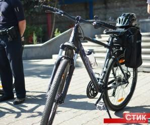 Майже в сто тисяч гривень з міського бюджету обійшлася купівля восьми велосипедів для патрульних Івано-Франківська