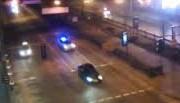 Чергова погоня у Києві. Цього разу поліція ганялася за AUDI. ВІДЕО