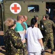 Сім франківських лікарів-волонтерів їдуть в зону АТО