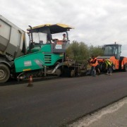 Буковелівська фірма ПБС продовжує ремонт дороги Н10