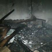 На Прикарпатті через пожежу рятувальники евакуювали цілий будинок (відео).
