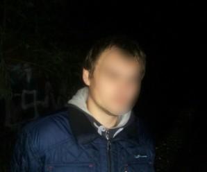 У Франківську чоловік викинув свій гаманець, коли побачив патрульних