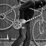 Молодий прикарпатець поцупив з-під магазину велосипед