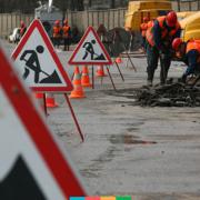 Нещодавно ремонтовані вулиці Івано-Франківська знову ремонтують