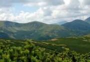 Чорногора з висоти пташиного польоту