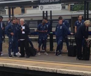 """Після поразки """"Вотфорду"""" Моурінью відправив футболістів додому потягом"""
