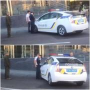 Поліція оштрафувала Ківу