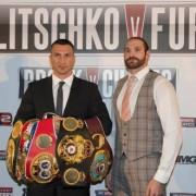 Бій між В.Кличко та Т.Ф'юрі знову перенесли
