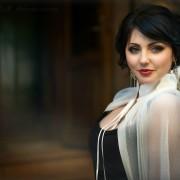 Івано-Франківська співачка Уляна Маляр – у списку найкрасивіших жінок України (фото).