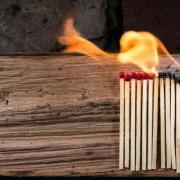 Торф'яні родовища горять у двох прикарпатських селах