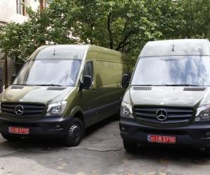 США передали українській армії три мобільні лабораторії (ФОТО)