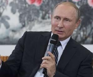 Путін назвав єдиний шлях вирішення конфлікту на Донбасі (ВІДЕО)