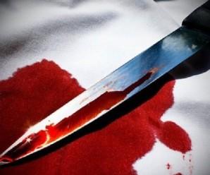 У Калуші конфлікт між двома чоловіками закінчився ножовим пораненням одного з них.