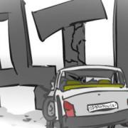 За місяць на Прикарпатті трапилося 20 ДТП з потерпілими