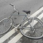 Пенсіонер-велосипедист потрапив під колеса мікроавтобуса