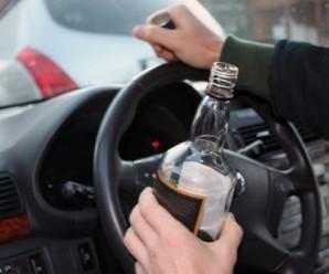 У Франківську за тиждень затримали 30 п'яних водіїв