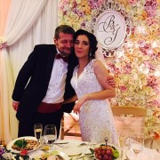 Скинув 100 кіло і став нареченим: радикал Мосійчук знову одружився