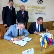 Прикарпаття підписало меморандум про співпрацю з Опольським воєводством