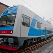 Двоповерховий потяг Škoda вийде на маршрут з 1 листопада – «Укрзалізниця»