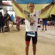 Франківець Роман Процик подолав 226 кілометрів в тріатлоні Ironman (ФОТО)