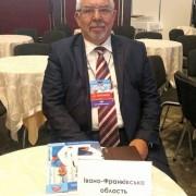 Найкращим головним лікарем України став керівник франківського онкодиспансеру