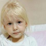 Трирічна Христинка шукає донорів для життя: потрібна термінова допомога