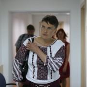 """Савченко закликала """"не вкладатися в неї"""", якщо вона знову потрапить у полон до бойовиків"""