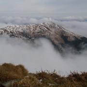 Неймовірні світлини Карпат у жовтні