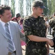 ЗМІ дізналися, як син Порошенко воював в АТО
