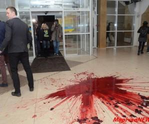 Поліція порушила справу через сутички на акції проти концерту Потапа і Насті у Хмельницькому
