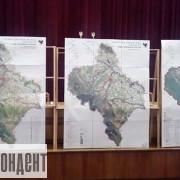 У Франківську презентували схеми планування території області