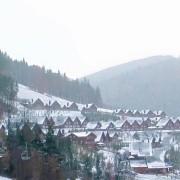 Зимова казка в жовтні: Буковель рясно засипало снігом (фото)