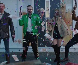 Гурт Ленінград представив новий шалений кліп «Очки Собчак»: відео повного трешу