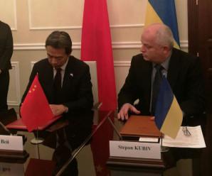 Китай подарує Україні 50 автомобілів швидкої допомоги