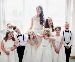 Вчителька класу для дітей із синдромом Дауна запросила учнів на своє весілля