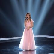 """До сліз!""""Голос. Діти – 3"""". Сліпа дівчинка змусила плакати весь зал і суддів: відео"""