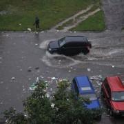 Львів поплив(фото,відео)