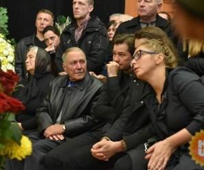 У Києві попрощалися із коломиянкою Оксаною Батько-Нищук (фото)
