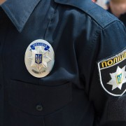 В центрі Івано-Франківська порушник ПДР бризнув газовим балончиком в обличчя поліцейських