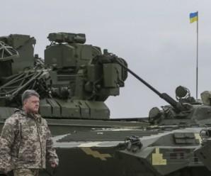 Порошенко розповів, що зробить Україна у випадку масштабного вторгнення РФ