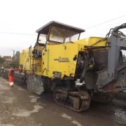На Прикарпатті розпочали ремонт ділянки автодороги Р-24 в місті Городенка