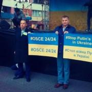 StopPutinsWarInUkraine: Івано-Франківськ долучився до міжнародної акції протидії російській агресії (відео+фото)