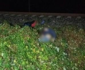На Закарпатті 22-річна дівчина потрапила під поїзд (фото)